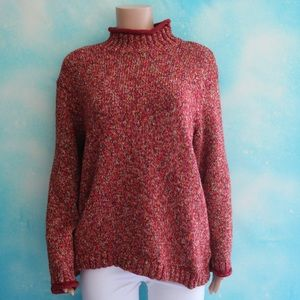 Womens Pappagallo Vintage Sweater